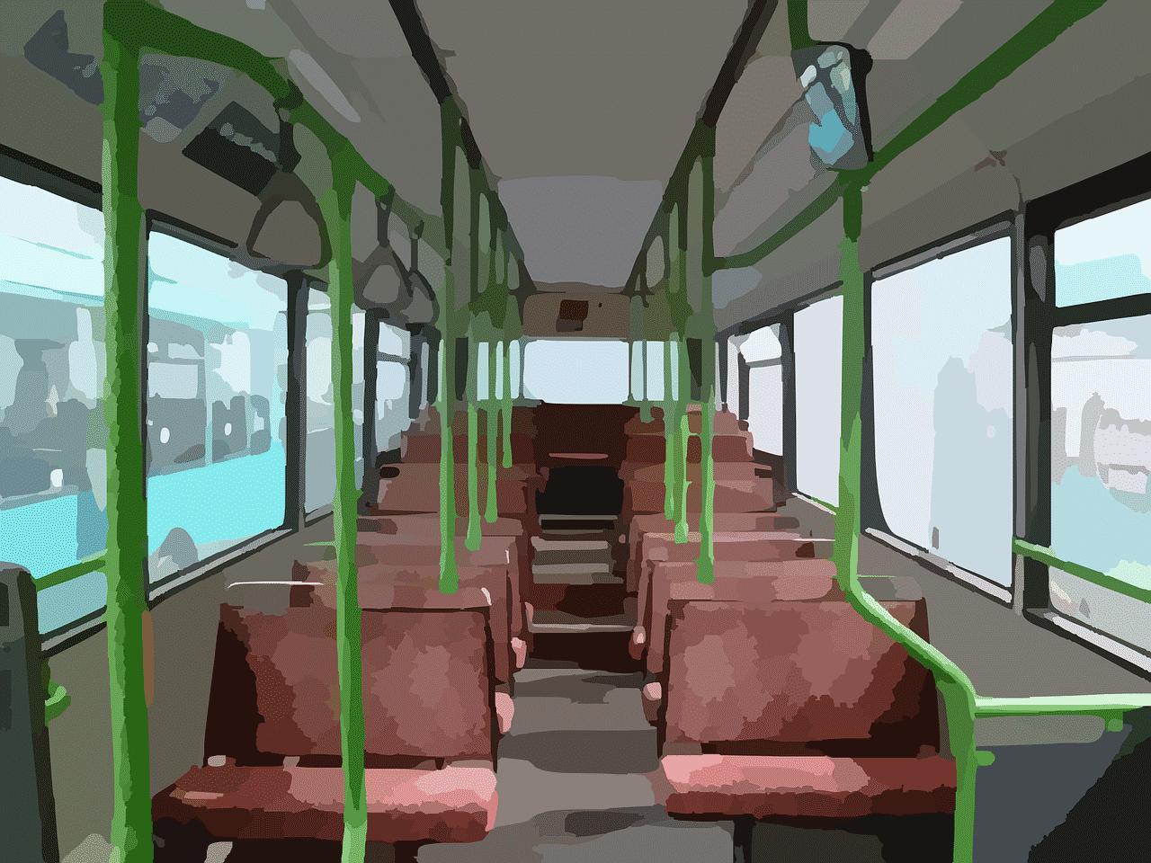 място в градския транспорт
