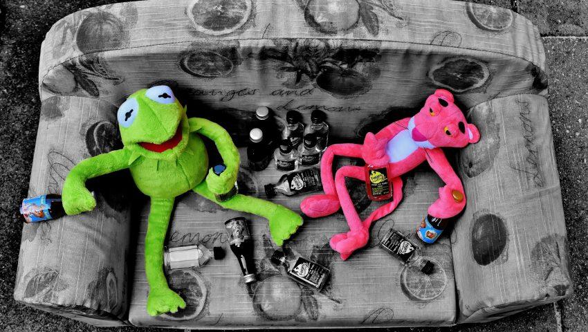 Алкохол – 5 странности, които вършиш пиян