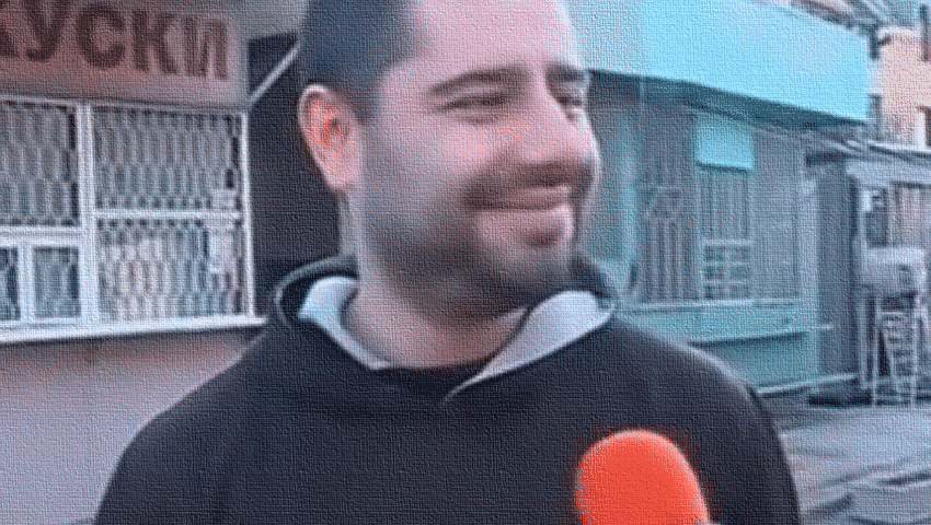 Един пиян шофьор – варненецът Йосиф Иванов