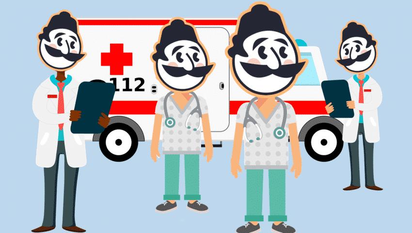 150 медицински вицове за лекари и доктори