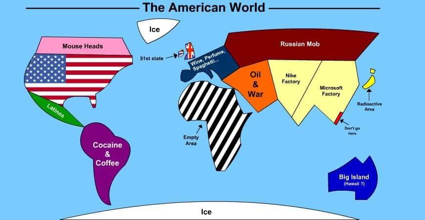 Представата за света на американците